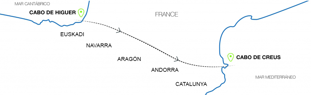 Mapa TSS V2